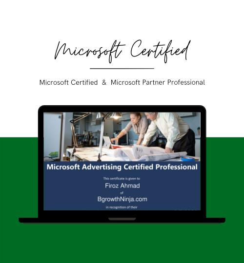 microsoft-certified